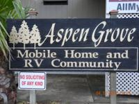 Aspen Grove Mobile Home and Recreational Vehicle Park