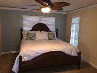3 Bedrooms, Sleeps 8 Bedroom 1 - 1 king Bedroom 2 - 1