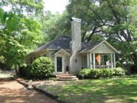 Gorgeous older home in beautiful historic Sumter! This