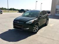 DESIGNED TO SECURE THIS 2013 FORD ESCAPE SEL IS