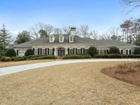New listing inside I-285 with great potential to add a