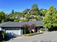 Spacious multi-level home with beautiful views of Mt