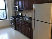 Large 1 Bedroom Features:  Gleaming hardwood