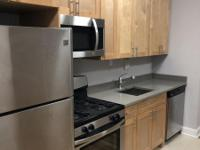 NO FEE Beautiful two bedroom apartment with microwave,