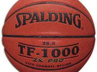 I have a Spalding TF1000 ZK Pro Basketball - Women's