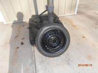 Spare Tire Off Of .1999 Buick Lesabre. Never Used,
