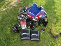 I have 2 USA TAEKWONDO/ATA BAGS ( mostly new) red and