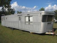 For sale 1956 Spartan Royal Mansion 8x40 feet, 2 doors,
