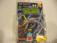 This is a SPAWN series toy action figure, named