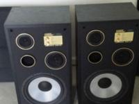 2-Acoustic Reference Speakers, liquid cooled series