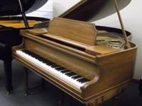 Take $500 off this Vose & Sons Grand Piano this week