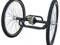 Now you can take any bike and turn it into a 3 wheel
