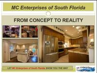 MC Enterprises Remodel Installation & & Repair ect. 350