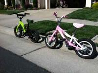 "2009 Specialized Hot Rock 12"" Kids Bikes. Near New"