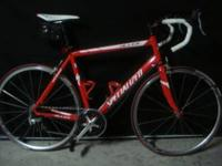 selling a specialized allez bike has a few upgrades
