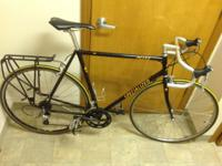 For sale is my 56 centimeters specialized Allez. This