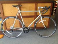 58x58cm (c-c) Specialized Allez frame with new Sram