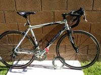 Specialized Allez Elite 56cm men's bicycle. Brush