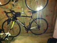 I have a 2010/2011 Specialized Allez Sport 54cm bike. I