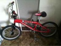 Selling my bmx bike I've had for a while. Getting back