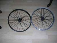 Pair of Fuse Specialized BMX Bike Rims, (20inches) -