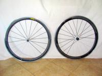 Specialized Roval SL45 Carbon wheelset-- really
