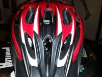 Hi I have a new specialized cycling helmet its been