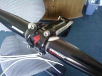Im selling my Specialized 6061 aluminum drop bars and
