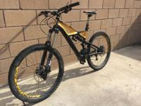 2011 SPECIALIZED ENDURO EVO EXPERT. MEDIUM. OUTSTANDING