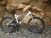 Specialized Epic complete suspension. Excellent