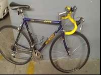 I am selling my road bike. It is a Specialized Epic