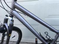 "Bicycle - ""Expedition"" by Specialized. Low top bar for"