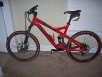 2010 specialized fsr xc comp in awesome condition with