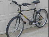 Specialized Hard Rock mountain bike, 21 speeds,
