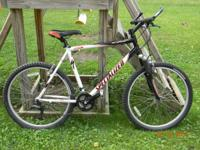 2000ish Specialized Hard Rock Sport, great condition,