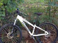 Offering this Specialized Hardrock Competition. It has