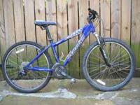 I have a Specialized Hard Rock Mountain Bike for sale.