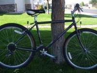 Here is a Specialized Hardrock Mtn Bike for sale.It has