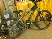 Im selling my Specialized Hardrock.. the bike was