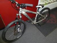 "FOR SALE A SPECIALIZED HARDROCK PRO 15"" FRAME, THIS"