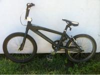 Bought new in 2006.specialized hemi flat black paint in