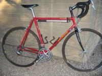 CLASSIC!!! Lugged Steel Specialized Allez Road Bike.