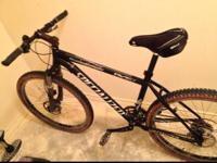 I have a nice Specialized M4 Stumpjumper hardtail for