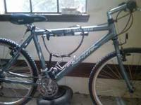 Specialized Rockhopper Mountain Bike. Purchased new in