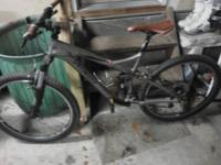specialized mountian bike very nice bike brand new