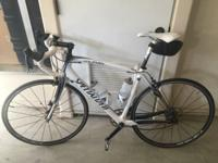 This bike is like new condition. Only used a dozen or