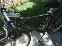 Classic Specialized Rockhopper Comp FS. I think that