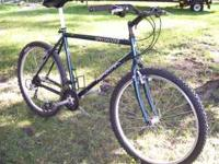 Great bike, very light weight, and high quallity. Has