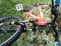 Hi, I have a Specialized Rockhopper Mountain bike, 2007