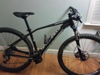 2014 specialized rockhopper comp. Excellent condition.